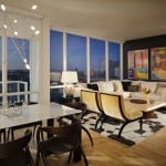 Highrise condo interior