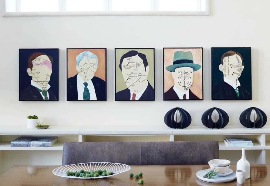 Dining Wall Art Kristina Wolf Design