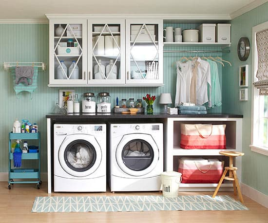 6 Simple Fixes For Any Laundry Room