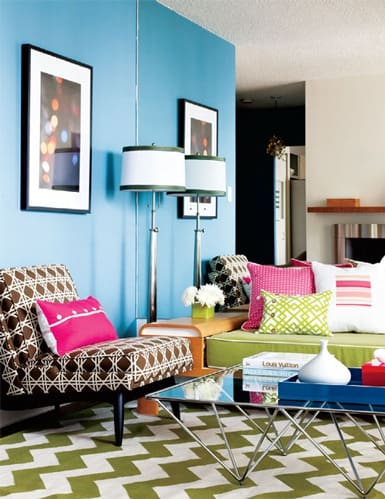 How many patterns can fit into one space kristina wolf for Interior design blogs
