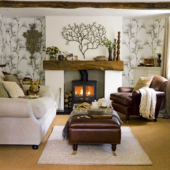 8 Ways To Create A Warm And Snuggly Living Room