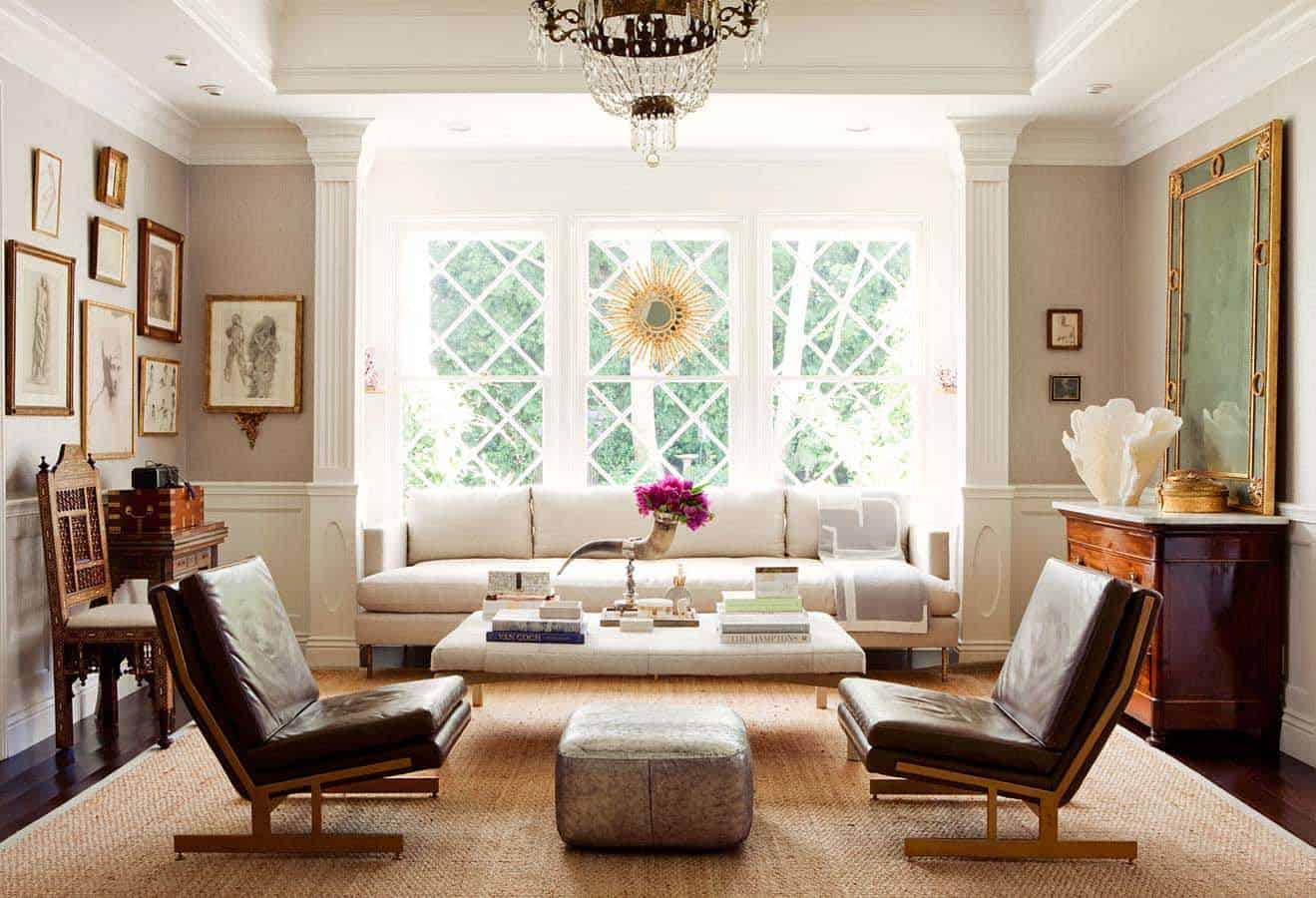Arranging Living Room Furniture | Kristina Wolf Design