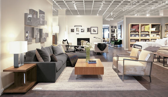 Choosing furniture kristina wolf design for Furniture mart