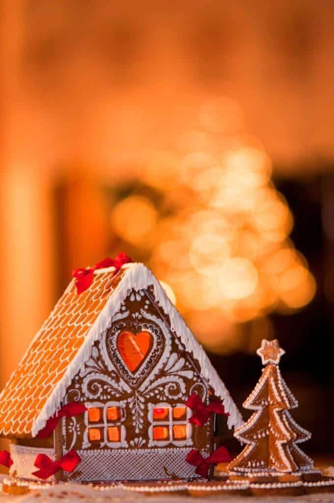 history-of-the-gingerbread-house