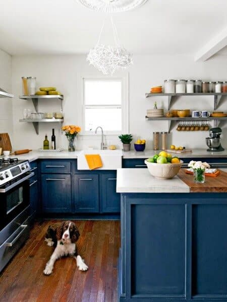 choosing the perfect kitchen cabinet color - Choosing Kitchen Cabinet Colors