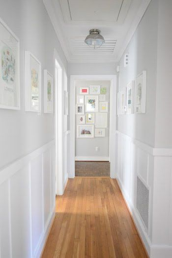 Decorating A Narrow Hallway Kristina Wolf S House Of Design