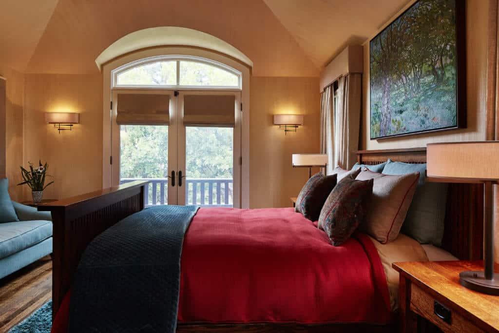 Master Bedroom Kristina Wolf Design