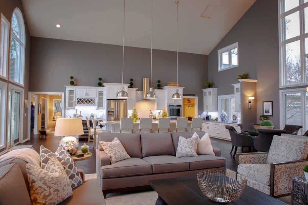 Difference Between Family Room and Living Room