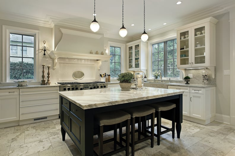 kitchen island design that keeps on giving