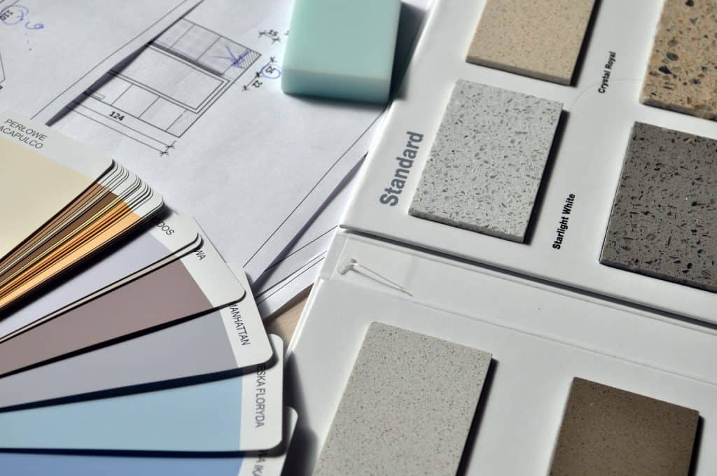 interior design dilemmas swatch color samples